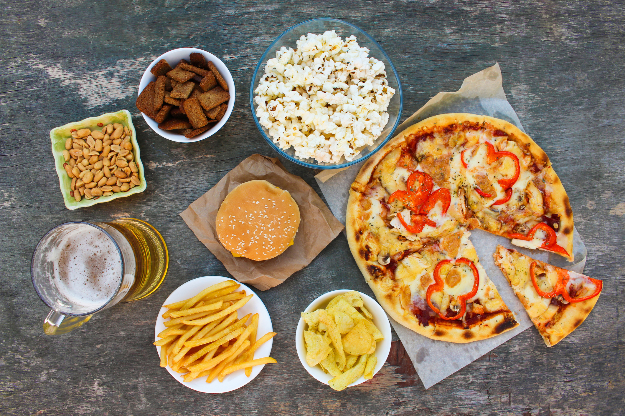 What Makes American Tasty Foods So Delicious?